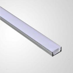 Profilo alluminio 2MT con...