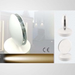 WINDOW LIGHT BIANCO CALDO 9W