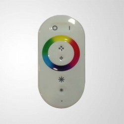 RF TOUCH CONTROLLER RGB BIANCO