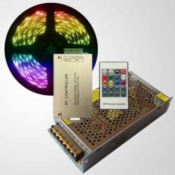 KIT RF 5MT STRIP RGB IP65